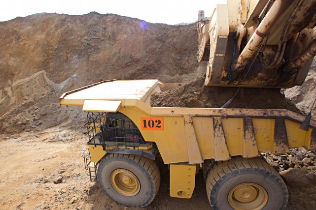 Le déploiement de la mine Kami pourrait amener... (Photothèque Le Soleil)
