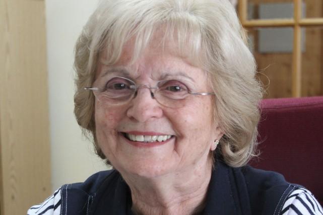 À près de 82 ans, Yolande Dubois a... (Collaboration spéciale, Gilles Gagné)
