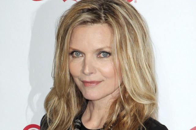 Michelle Pfeiffer en 2012... (Archives AP, Jeff Bottari)