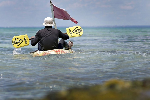 En vacances, il y a une douzaine de jours, à Punta Cana, Pascal Ratthé a... (Le Soleil, Pascal Ratthé)