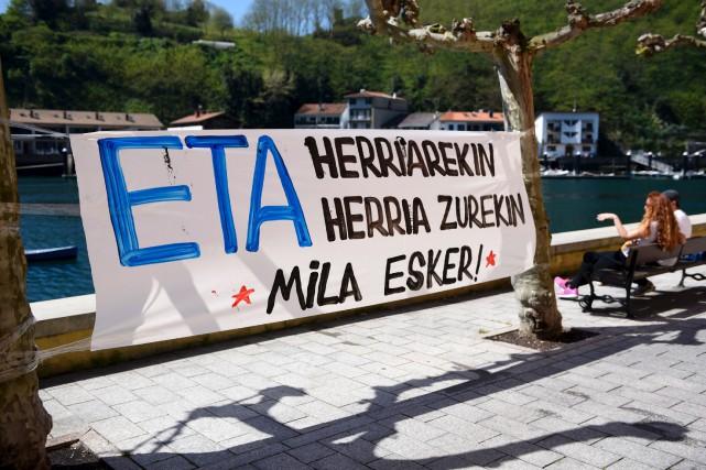 L'ETA n'a renoncé définivement à la violence qu'en... (AFP, Ander Gliienea)