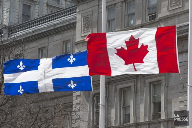 La Confédération canadienne célébreraofficiellement son 150e anniversairele 1erjuillet... (archives La Presse)
