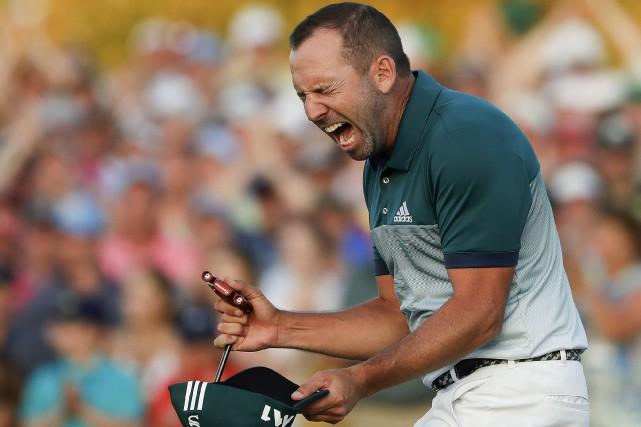 Longtemps considéré comme le meilleur golfeur à ne... (AP, Matt Slocum)