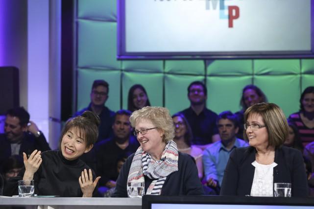Kim Thúy a eu la belle idée d'inciter... (fournie par ICI Radio-Canada Télé, Karine Dufour)