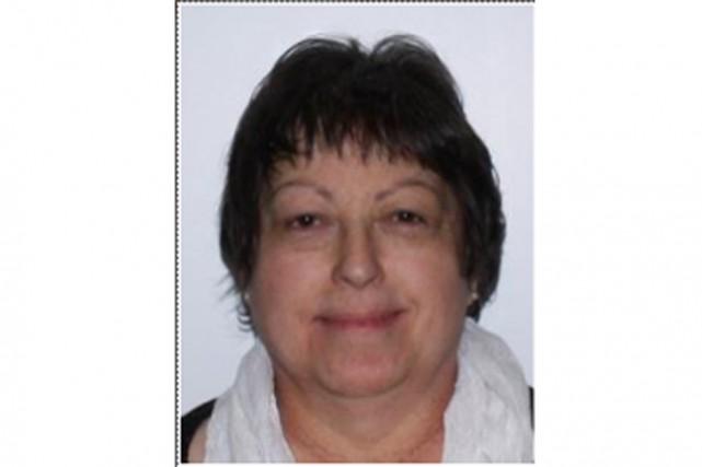 Pierrette Beauregard avait été portée disparue le 3avril... (fournie par la Sûreté du Québec)