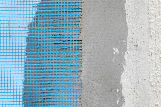 Les promesses rompues des rev tements d 39 acrylique andr for Enduit acrylique exterieur
