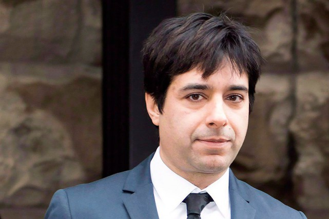 Jian Ghomeshi, photographié en 2016.... (Frank Gunn, archives PC)