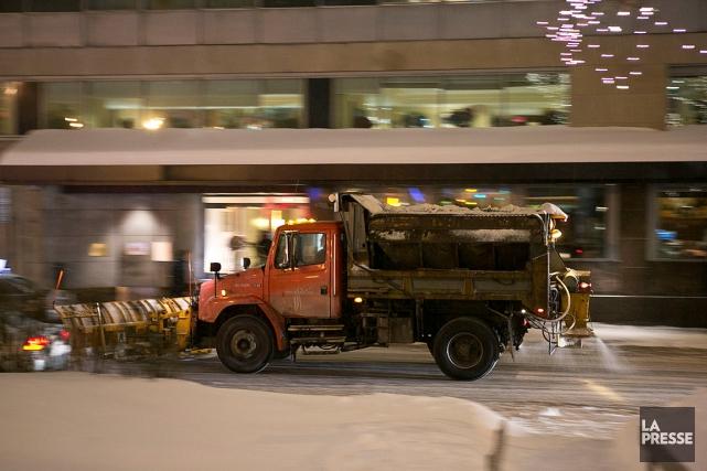 Chaque année, quelque 23 millions de tonnes de... (PHOTO HUGO-SÉBASTIEN AUBERT, ARCHIVES LA PRESSE)