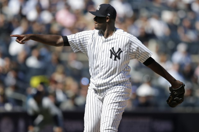 Michael Pineda... (Photo Seth Wenig, AP)