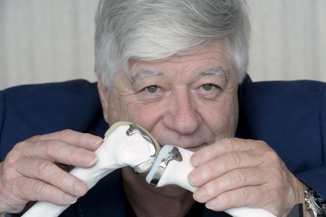 L'entreprise Bodycad, avec à sa tête Jean Robichaud,... (Le Soleil, Jean-Marie Villeneuve)