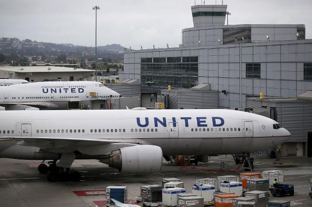Le passager qui refusait de céder son siège... (AFP, Justin Sullivan)