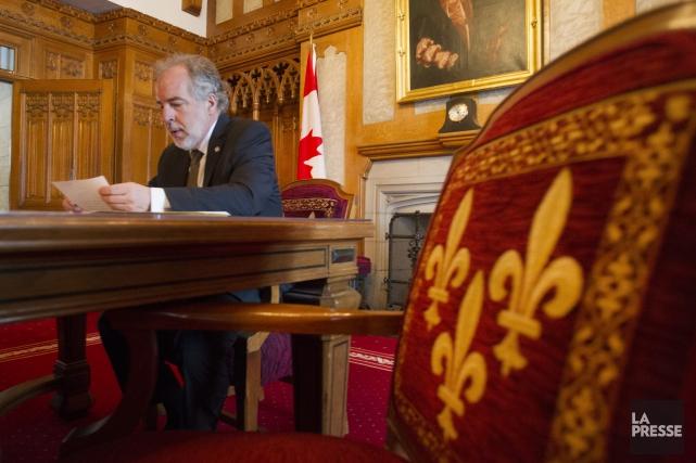 Le projet de loi déposé par ledéputé de... (Photo IVANOH DEMERS, LA PRESSE)