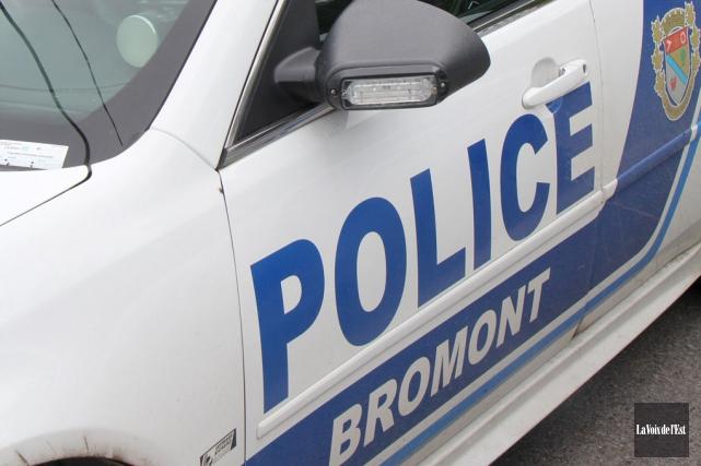 Un conducteur a été arrêté, dimanche matin à... (archives La Voix de l'Est)
