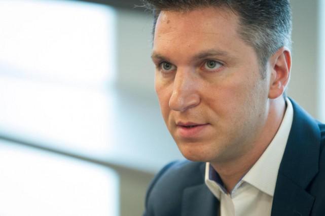L'ex-PDG d'Amaya, David Baazov, est accusé d'avoir violé... (Photo Ivanoh Demers, Archives La Presse)
