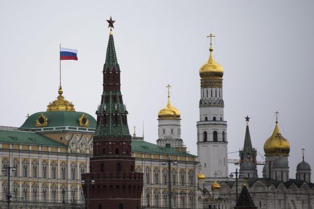 La diplomatie russe a indiqué dans un communiqué... (AP)