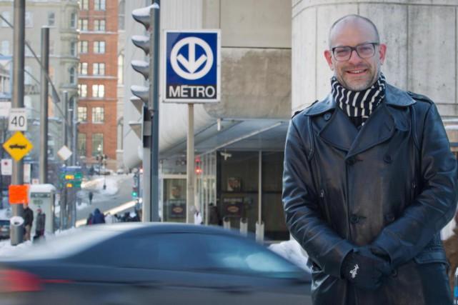 Marc-Antoine Ducas,président de Netlift... (photoIVANOH DEMERS, archives la presse)