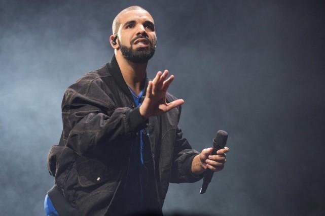 Drake est finaliste dans 22 catégories aux prix... (PHOTO ARTHUR MOLA, ARCHIVES INVISION/ASSOCIATED PRESS)