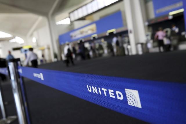 United s'est engagée à conduire une enquête interne... (AFP, Spencer Platt)