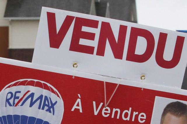 Les courtiers immobiliers de l'Outaouais ne chôment pas ces derniers temps,... (Patrick Woodbury, Archives Le Droit)