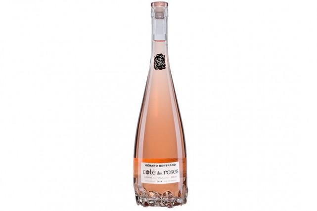 Tout comme il a fait partie de la Cène, le vin sera probablement de votre congé...