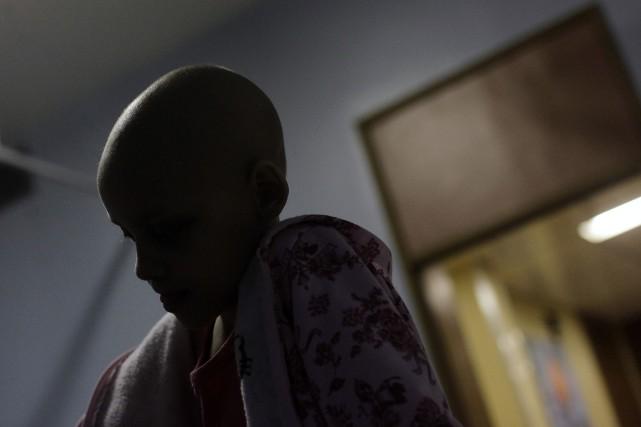 Le cancer le plus répandu dans cette tranche... (PHOTO Ricardo Moraes, ARCHIVES REUTERS)