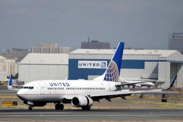 Le grand patron de United Airlines a présenté... (ARCHIVES AP)