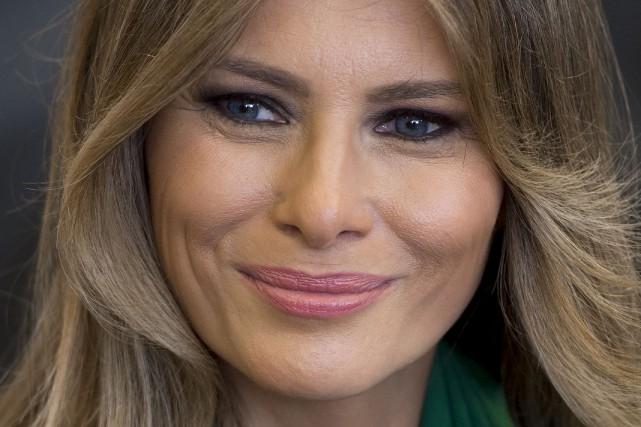LeDaily Mailavançait que la Première Dame «proposait des... (AFP)
