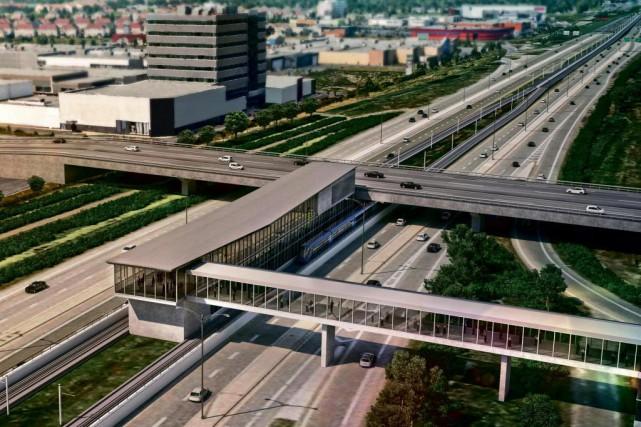 Québec espère qu'Ottawa égalisera son investissement de 1,3... (IMAGE FOURNIE PAR CDPQ)