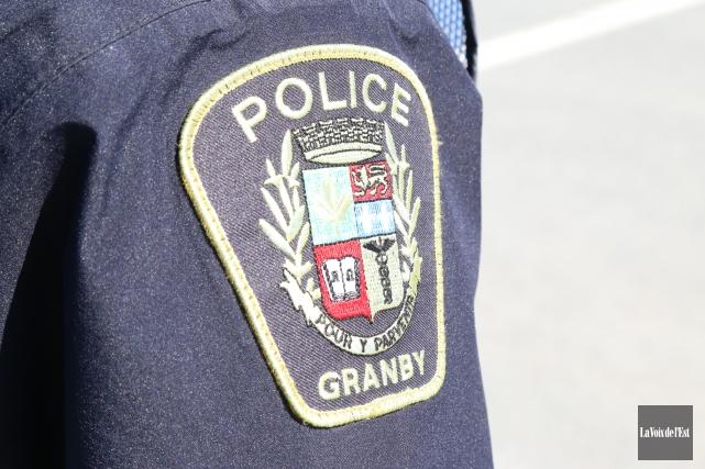 Un restaurant Subway de Granby a été victime d'un cambriolage, dans la nuit de... (Janick Marois, La Voix de l'Est)