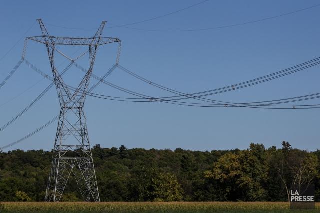 Même si sa future ligne de transport d'électricité Northern Pass à destination... (Archives La Presse)