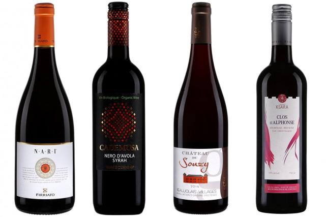 Il y a trop de bons vins pour acheter toujours les mêmes. Voici quelques...