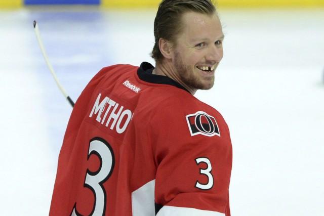 Marc Méthota pris part à un autre entraînement... (Archives La Presse canadienne, Sean Kilpatrick)