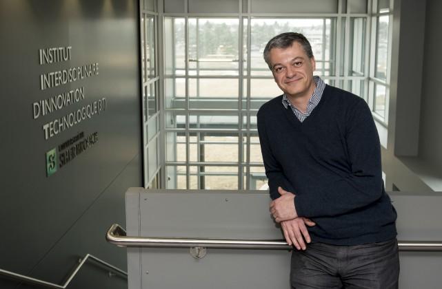 C'est ici, à l'ACET, l'accélérateur d'entreprises technologiques de... (Crédit: Spectre Média: Jessica Garneau)