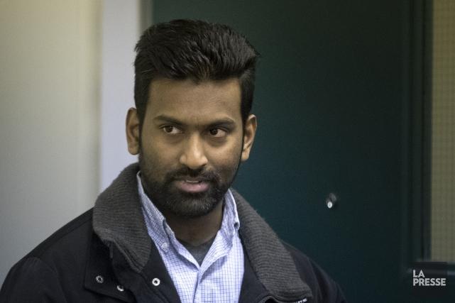Sivaloganathan Thanabalasingham devait subir son procès à partir... (PHOTO ARCHIVES LA PRESSE)
