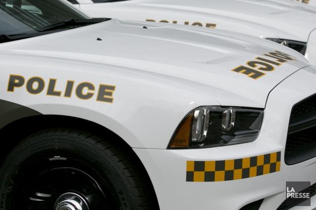 Un Sherbrookois de 52 ans a été arrêté mercredi par des agents du Service des... (Archives La Presse)