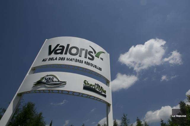 Valoris est poursuivi par l'entreprise Sherbrooke O.E.M. qui a obtenu le... (Archives La Tribune, René Marquis)