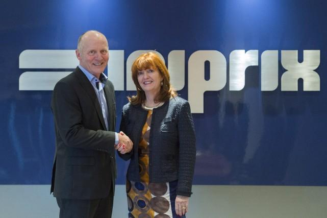 Le président et chef de la direction d'Uniprix,... (La Presse canadienne, Graham Hughes)