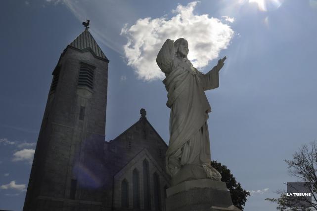 Dans les premiers siècles de l'ère chrétienne, il y eut conversion des temples... (Archives, La Tribune)