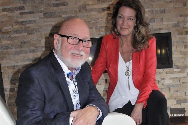 Patrick Norman lance un nouvel album, intitulé Bonheurs... (Jean-François Gagnon, La Tribune)