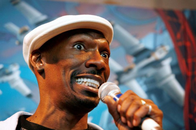 L'humoriste Charlie Murphy... (Photo Lucas Jackson, Archives Reuters)