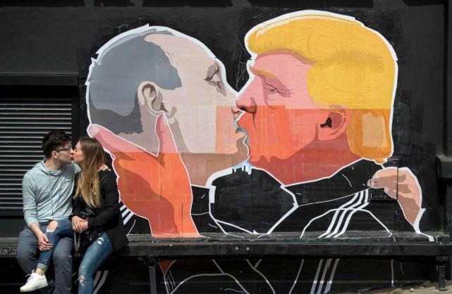 «L'administration Trump doit cesser de penser que le... (PHOTOMindaugas Kulbis, ARCHIVES ASSOCIATED PRESS)