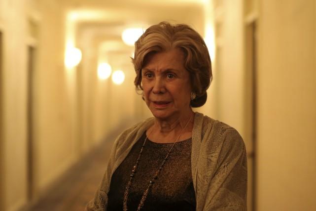 La large part du film repose sur Denise... (Fournie par les Films Séville)