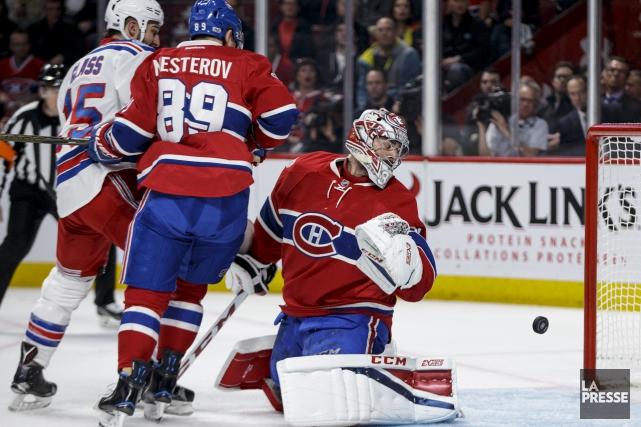 Le Canadien de Montréal disputera huit matchs préparatoires avant le début de... (PHOTO OLIVIER JEAN, ARCHIVES LA PRESSE)