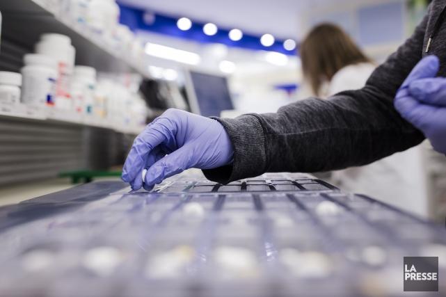 L'industrie du médicament générique échappe à la «main invisible» qui régit... (PHOTO EDOUARD PLANTE-FRÉCHETTE, ARCHIVES LA PRESSE)