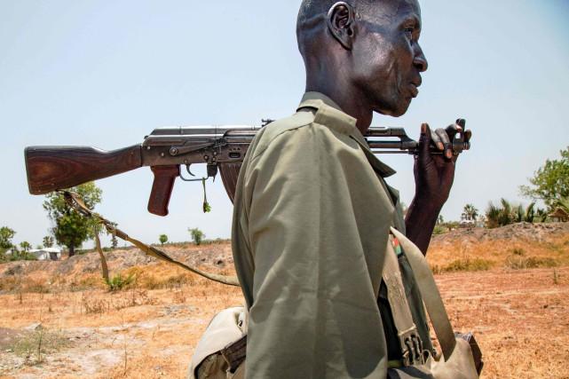 La guerre, qui a fait des dizaines de... (AFP)