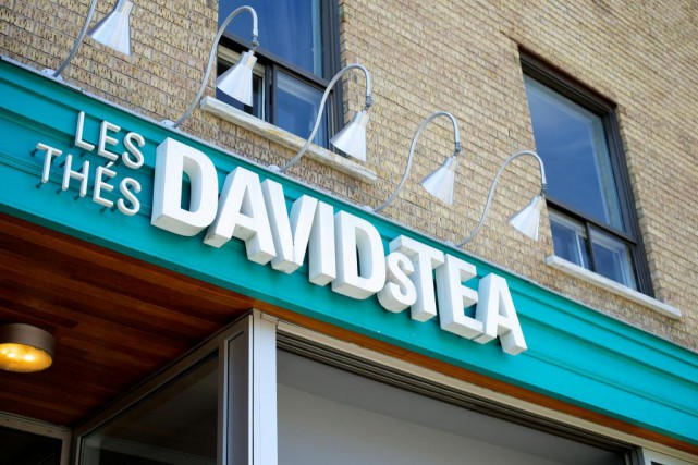 La direction de DavidsTea entend mettre beaucoup plus... (Photo Sarah Mongeau-Birkett, Archives La Presse)