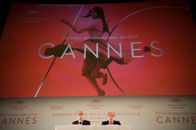 Le délégué général du Festival de Cannes, Thierry... (AFP, Lionel BONAVENTURE)