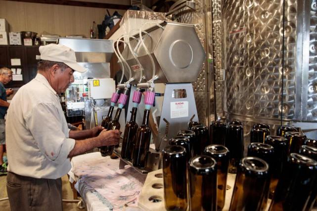 Dans Lanaudière, ce sont les PME comme le... (Photo Hugo-Sébastien Aubert, Archives La Presse)