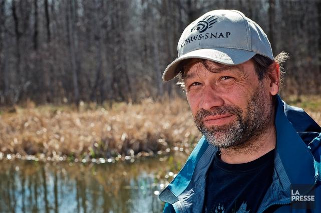 Alain Branchaud, directeur général de la SNAP.... (André Pichette, archives La Presse)
