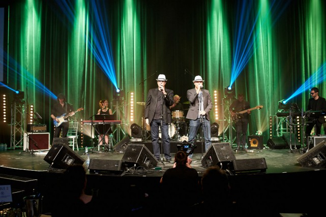 La soirée Marvin on the rock, présentée par... (Photo fournie par la Fondation)